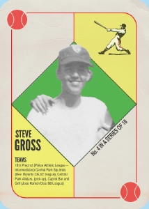 TC11 - Steve Gross, Front